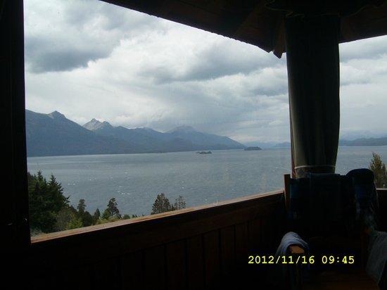 Apart Hotel Cabanas Balcon al Lago: habitacion