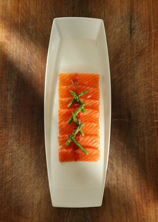 Mezzanine Bar & Restaurant: Food Menu