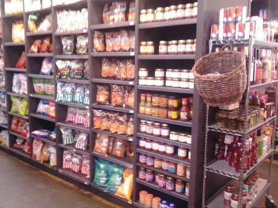 Parker's Market Urban Gourmet: Gourmet goodies