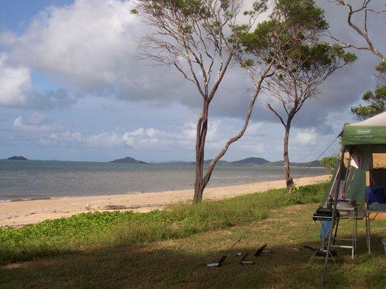 Bamaga, Australia: punsand bay eater 2013,, best camping on the cape