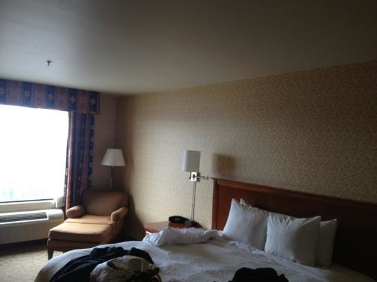 Hampton Inn And Suites Montreal : King room