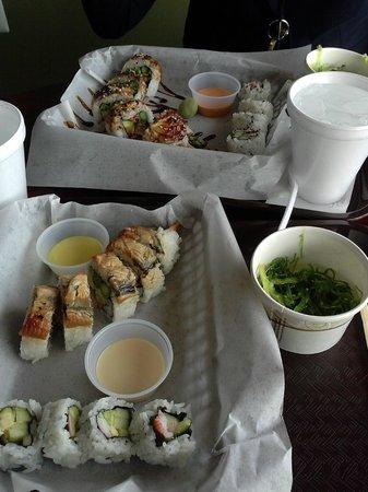 Tamaki Custom Sushi