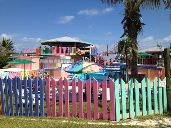 Nippers Beach Bar & Grill: Nippers!