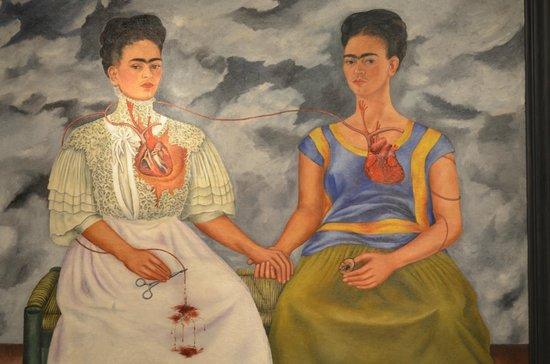 Museum of Modern Art (Museo de Arte Moderno): Frieda Kahlo
