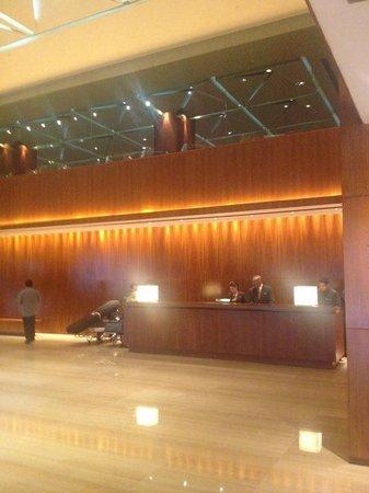 Grand Hyatt Singapore: Lobby