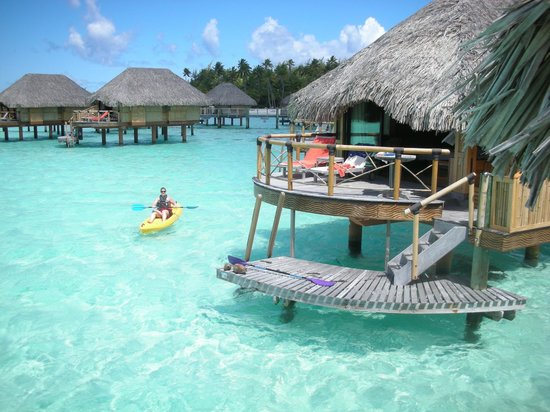 Bora Pearl Beach Resort Spa Overwater Bungalow 17