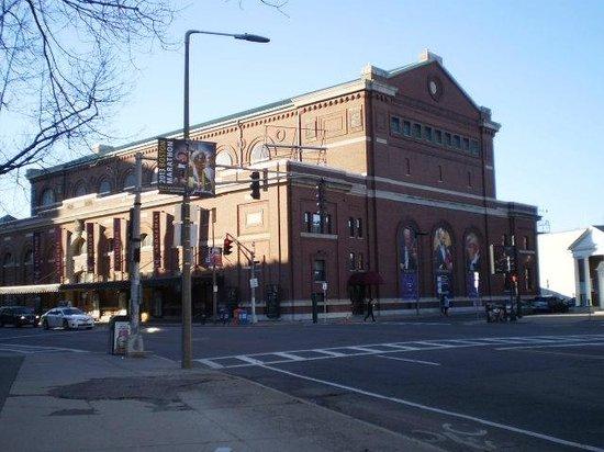 Boston Symphony Orchestra : ボストン交響楽団02