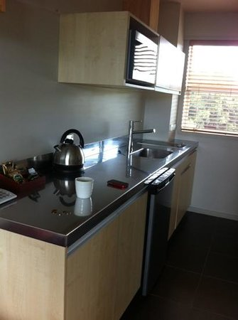 One Burgess Hill: kitchenette