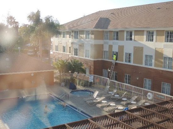 Extended Stay America - Orlando - Convention Center - Universal Blvd: View from room