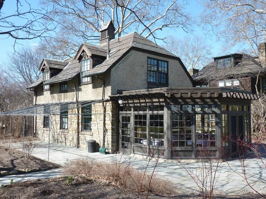 Frick Art and Historical Center: Cafe Frick