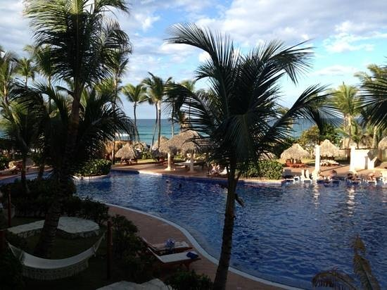 Excellence Punta Cana: Lovely view from our room.