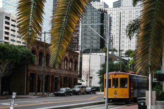 TECO Line Streetcar System: Downtown Tampa