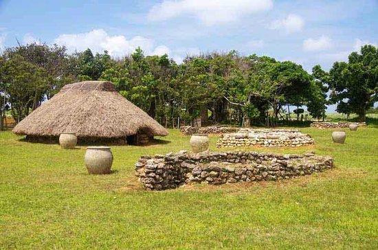 Nakabaru Site: Close-up of Dwelling
