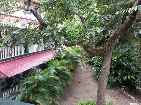 Hacienda Gripinas: Hacienda