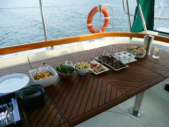 Pure Cruise - Day Cruises: Great food