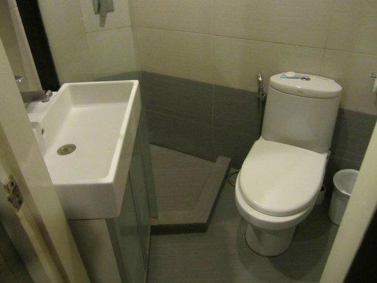 GemTalk Suites: Bathroom