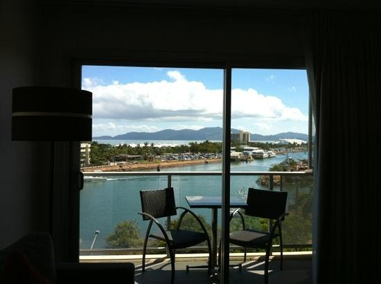 Oaks M on Palmer: room with a view