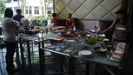 Hansar Bangkok Hotel: Breakfast buffet choice 3