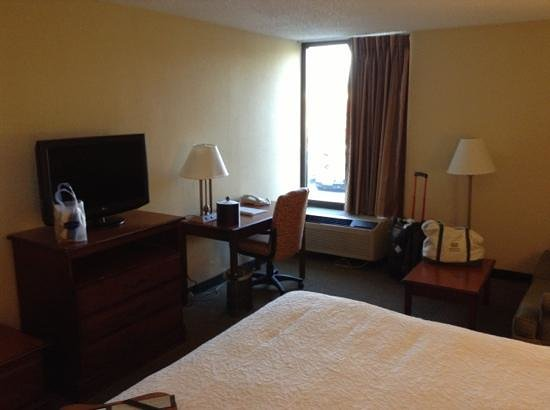Comfort Inn: Room 214 King Study