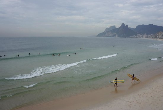 IPANEMA INN • Ipanema beach