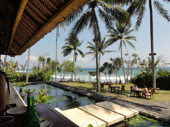 Alila Manggis: tranquil setting