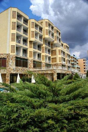 Amfibia Beach Complex: hotel