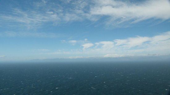 Cape of Good Hope: Where Atlantic and Indian Oceans meet at Cape Point