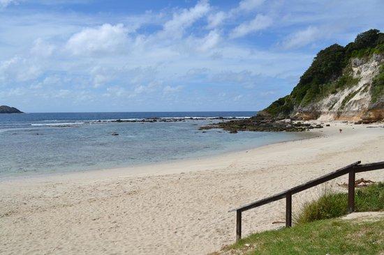 Ned's Beach: neds beach