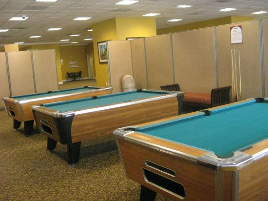 Pool Tables Picture Of The Grandview At Las Vegas Las Vegas - Pool table rental las vegas