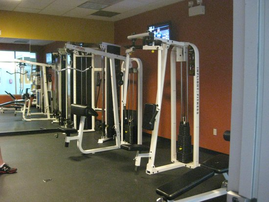 Fitness Center Picture Of The Grandview At Las Vegas Las Vegas - Grandview las vegas map