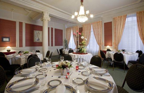 Logis Midland: La salle des banquets modulable sur demande
