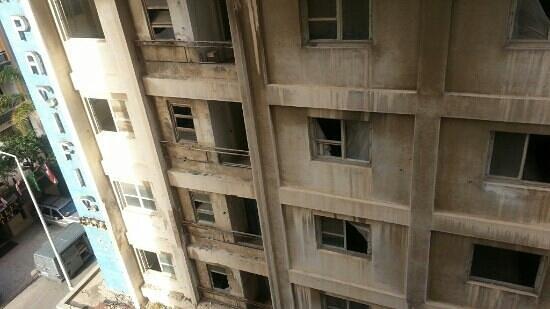 The Parisian Hotel: From my balcony in Hotel Parisian Beirut