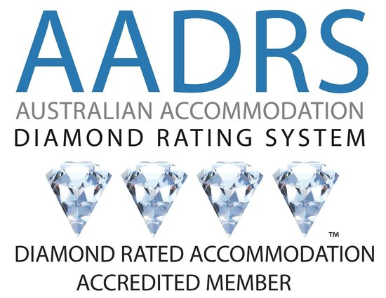Austiny Bed and Breakfast Accommodation: 4 diamond rated accommodation accredited member