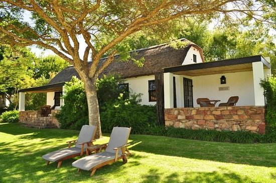Bushmans Kloof Wilderness Reserve & Wellness Retreat: the Cape Dutch rooms
