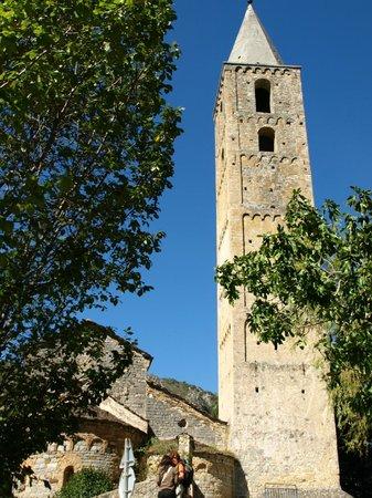 Saorge, France: 鐘楼