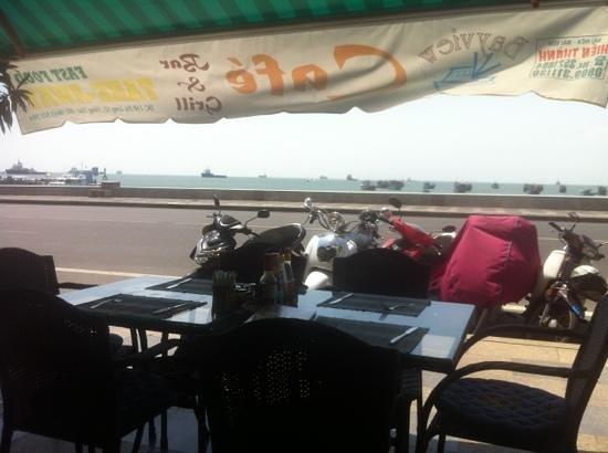 Bayview Cafe Restaurant: from BayView restaurant