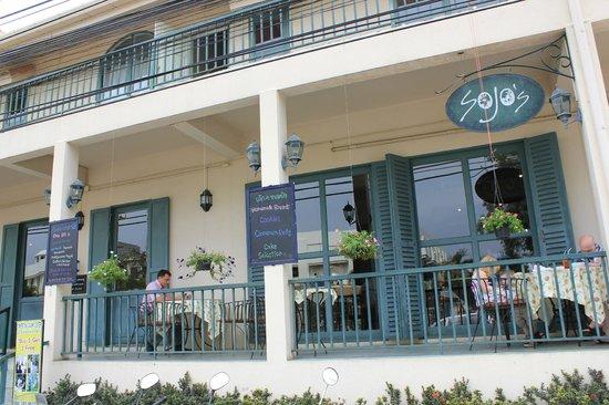 Sojo's Cafe