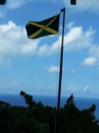 Jamaica Flag - Picture of Jamspot Ja, Ocho Rios - TripAdvisor