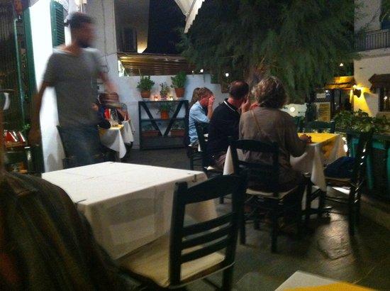 Claudio's Italian Restaurant : Very good service!