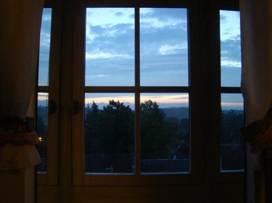 La Maison de l'Argentier du Roy: amanecer desde la habitacion Belle Epoque