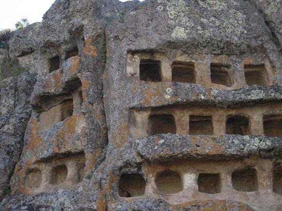 Cajamarca Region, Peru: Ventanillas de Otuzco