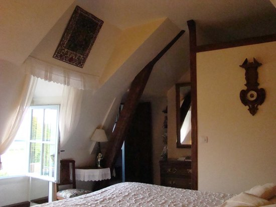 La Maison de l'Argentier du Roy: detalle de la habitacion Belle Epoque
