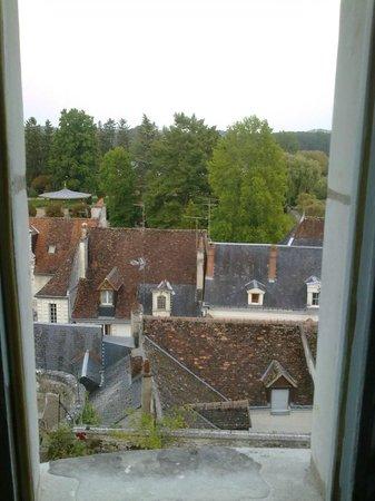 La Maison de l'Argentier du Roy : vista desde la habitacion Belle Epoque