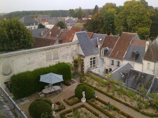 La Maison de l'Argentier du Roy : desde la ventana de la habitacion Belle Epoque