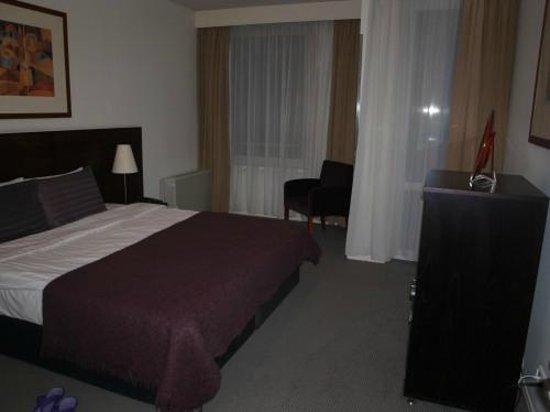 Adina Apartment Hotel Budapest: Schlafzimmer