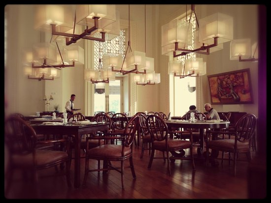 Indochine Palace : Breakfast room