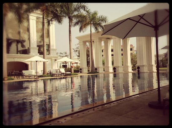 Indochine Palace: Pool