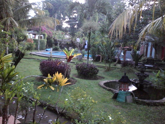 Oka Kartini Bungalows: garden view