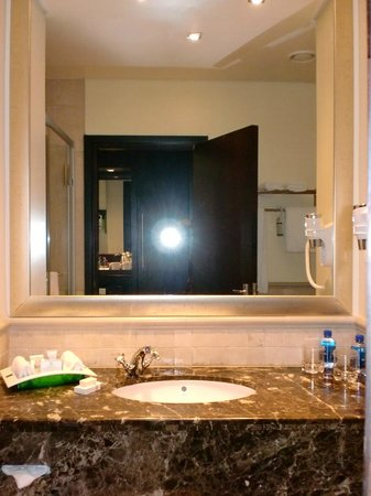 Holiday Inn Sandton - Rivonia Road: Bathroom