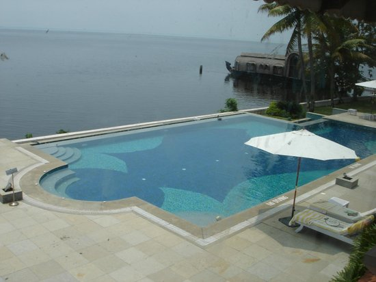 Lemon Tree Vembanad Lake Resort: room view